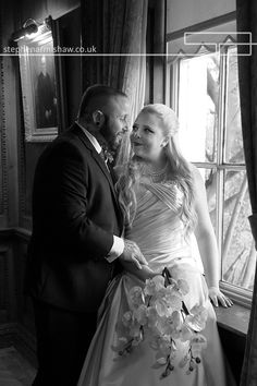 Rowley Manor Wedding Photography Black And White Window Light Stephen Armishaw Photographer Beverley Little Wieghton East