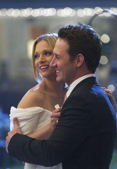 JJ& Will get married on Criminal Minds