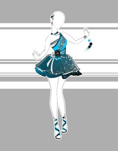 .::Outfit Adoptable 45(ON HOLD)::. by Scarlett-Knight