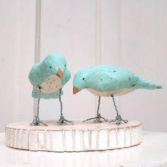 paper mache caketoppers