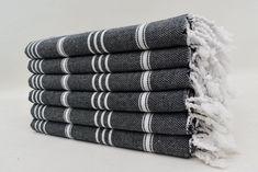 Dish Towels, Hand Towels, Tea Towels, Hand Towel Sets, Turkish Towels, Black Kitchens, Kitchen Towels, Beach Towel, House Warming