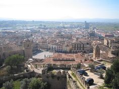 Trujillo, Spain - One of the most beautiful towns I have ever seen. It is full of cobblestone roads, churches,  and an amazing castle that has a view that goes on for miles. It is also where I spent my 21st Birthday!