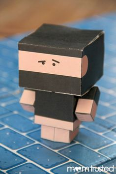 """Awesome! Think about tying this in with Minecraft, Cubes, and The Figure... """"Make your own 3D Minecraft Self-Portrait!!!"""""""