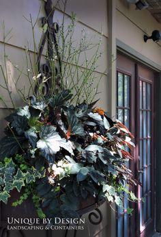 Wall planter l Unique by Design