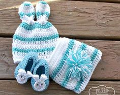 Baby Diaper Cover Set: Bunny Hat, Diaper Cover & Booties, Cute Baby Boy Bunny Outfit, Bunny Tail Diaper Cover, Booties, Hat Set, 3 Sizes