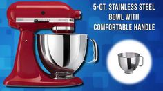 Best Stand Mixer, Stand Mixers, Kitchenaid Artisan, Kitchen Aid Mixer, Stainless Steel, Kitchenaid, Stand Mixer, Food Processor