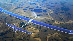 Google launches experiment to beam 5G internet using solar-powered drones
