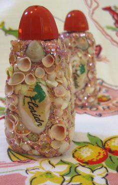 Vintage Florida souvenir salt and pepper shakers by 3floridagirls