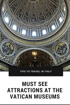 Must See Attractions at the Vatican Museums