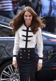 El look-book de Kate Middleton