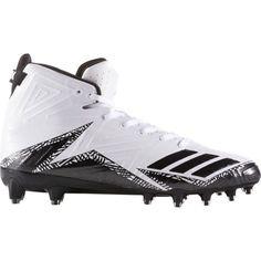 best service 01b02 3b8b9 adidas Mens Freak X Carbon Mid Football Cleats, White Football Cleats,  Sport T Shirt