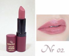 Velvet Matte - Golden Rose #02