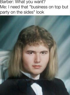 The Best Of Really Bad Hair Cuts  22 Pics
