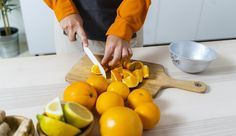 'I'm an Herbalist and I Eat Orange Peels Before My Meals to Aid With Digestion'