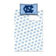 NCAA  North Carolina Tar Heels Full Sheet Set