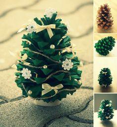 #Arbol #Navidad #Decoracion #DIY #Manualidades #VD #VanesaDuran