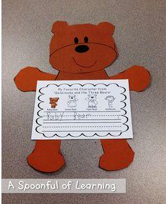 Goldilocks and the Three Bears! FREEBIES!