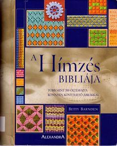 A hímzés bibliája