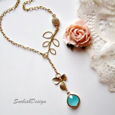 VALENTINES SALE Aquamarine Jewelry Aquamarine by SnobishDesign