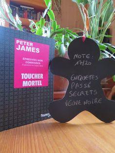Les lectures de Mylène: Toucher mortel de Peter James