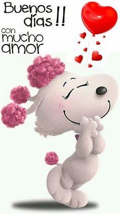 Buenos Dias con Mucho Amor http://enviarpostales.net/imagenes/buenos-dias-mucho-amor-2/ Saludos de Buenos Días Mensaje Positivo Buenos Días Para Ti Buenos Dias