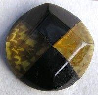 Gorgeous bakelite button.
