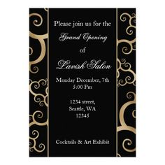 20 Best Business Open House Invitations Images Open House