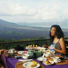 Grand Puncak Sari Restaurant Kintamani, Bali, Indonesia