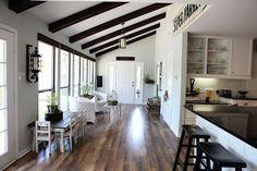 laminate floors!
