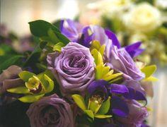 Cool Wave Bridal Bouquet