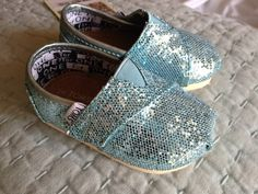 Baby Toms for the little girl