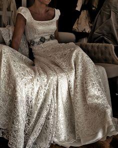 vestido de novia paredero quirós- TELVA