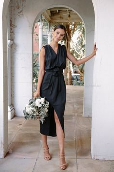 The Athens Black Maxi Dress features a wrap over maxi dress shape suits all figures, and a pretty tulip hemline is cut to show off embellished sandals or strappy heels. Pleated effects and an elasticated waistband streamline the contours.colour: black fabric: viscoselength: approx 103cm from waist band to hemour model is 163cm tall and is pictured in a size 8/S