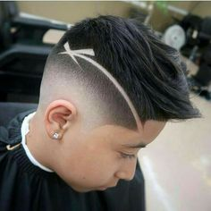 Finding The Best Short Haircuts For Men Best Short Haircuts, Haircuts For Men, Haare Tattoo Designs, Short Hair Cuts, Short Hair Styles, Hair Designs For Men, Gents Hair Style, Shaved Hair Designs, Hair Barber