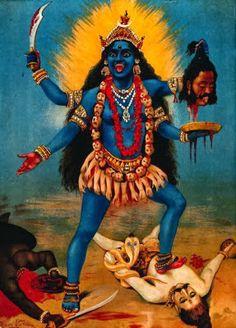 Indiano mata filho de oito meses em sacrifício à deusa Kali