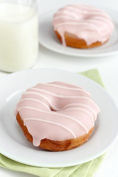 Yeast Doughnuts (alton brown). This is my all time favorite doughnut recipe. I have yet to find better.