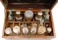 ancient Apothecary and Herbs