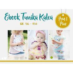 Ebook * Tunika Kalea * Gr. 56 - 158