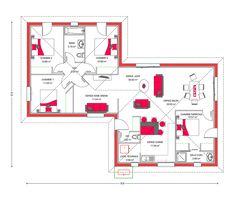 Modèle de maison : Villa Hortense
