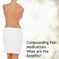 Pain can come in many forms. From chronic pain, to physical injuries and even emotional sources, #pain is a daily struggle for many. Find out how compounded pain #medications helps you get the relief you deserve. #health