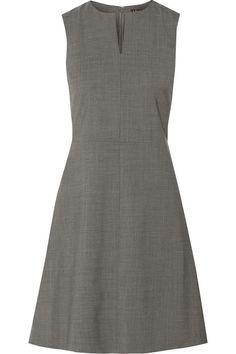 Theory - Miyani stretch-wool mini dress