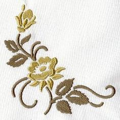 Machine Embroidery Designs at Embroidery Library! - Forest Flowers