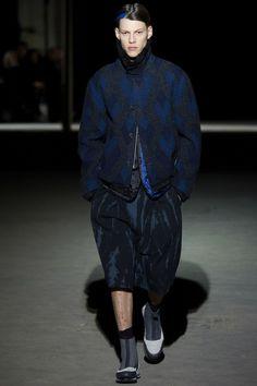Dries Van Noten Fall 2014 Menswear.