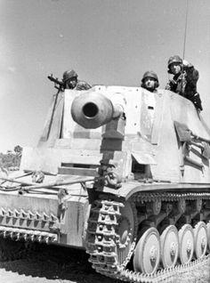 WESPE - 105 mm self propelled howitzer