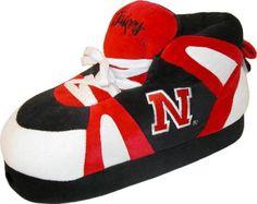 Nebraska Cornhuskers Comfy Feet Slippers