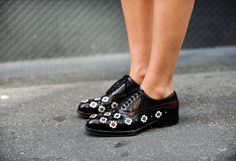 nice Street Style – New York Fashion Week Spring 2015