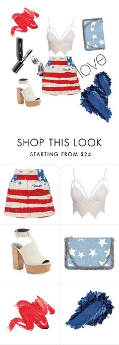 """""""Untitled #50"""" by sprolsvtt on Polyvore featuring Marc Jacobs, Club L, Rebecca Minkoff, STELLA McCARTNEY and Bobbi Brown Cosmetics"""
