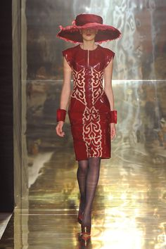 Georges Chakra - Haute Couture Automne-Hiver 2012-2013