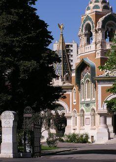 Cathédrale Saint-Nicolas, Nice, France