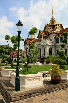 Grand Palace, Bangkok, Thailand. Learn more about the beautiful landscape of Thailand with theculturetrip.com